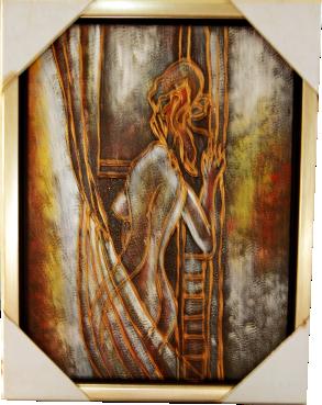 14x18 MOTHER ARTWORK