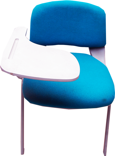 FABRIC READING CHAIR