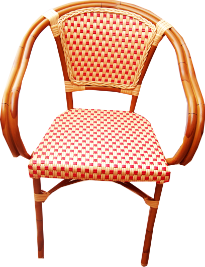WDF WOODEN CANE CHAIR